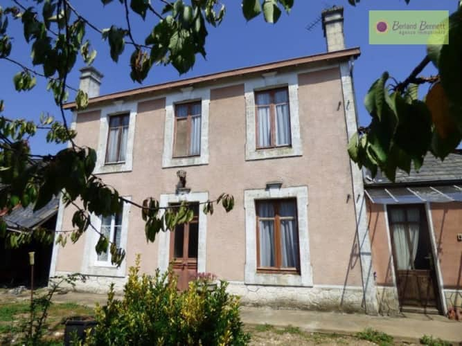 39k 3bds + House for Sale in France Sauze Vaussais