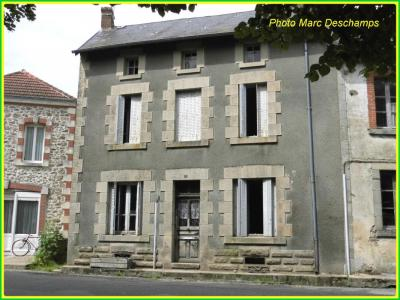 25k France Town House For Sale