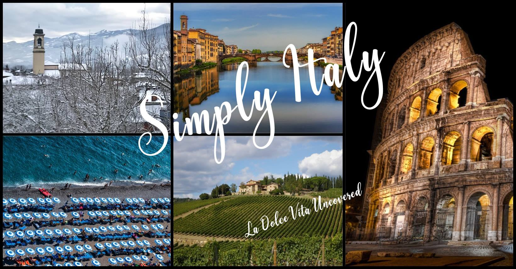 Simply Italy FB Group